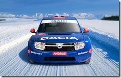Dacia alain prost