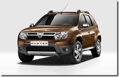 duster romanian suv
