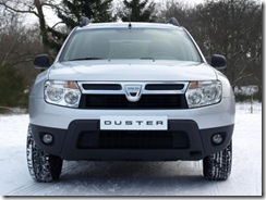 Duster front snow
