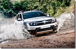 Duster off road