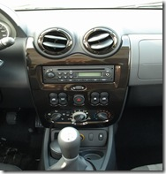Duster radio