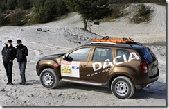 Dacia Aicha trophy
