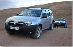 Duster Morocco test
