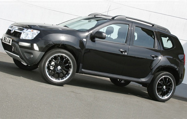 dacia duster first tuning kit. Black Bedroom Furniture Sets. Home Design Ideas