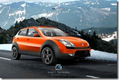 duster renault tuning