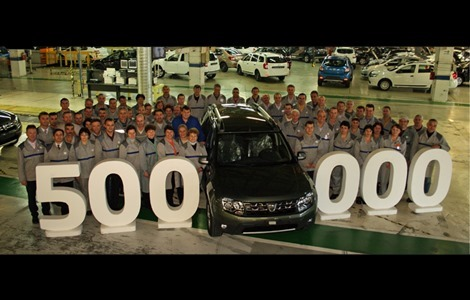 500.000-Duster-unit