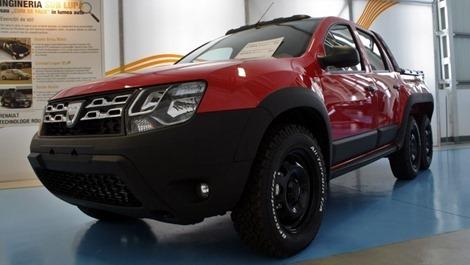 Dacia-Dustruck