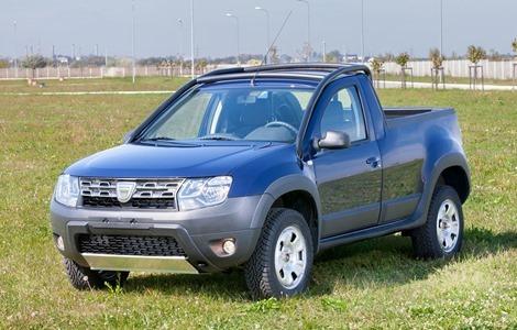 Dacia-Duster-Pick-Up