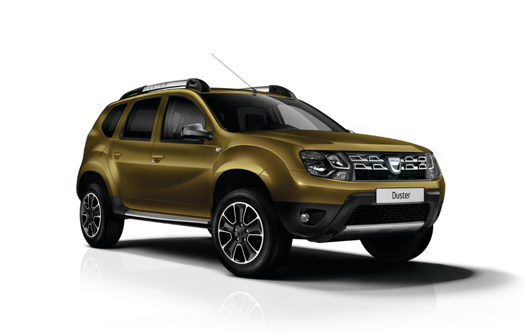 dacia duster 2016 edition. Black Bedroom Furniture Sets. Home Design Ideas