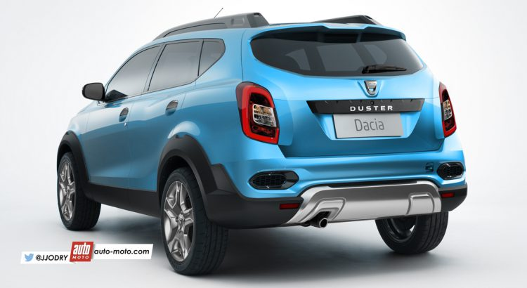 New dacia grand duster design version for Interieur duster 2018