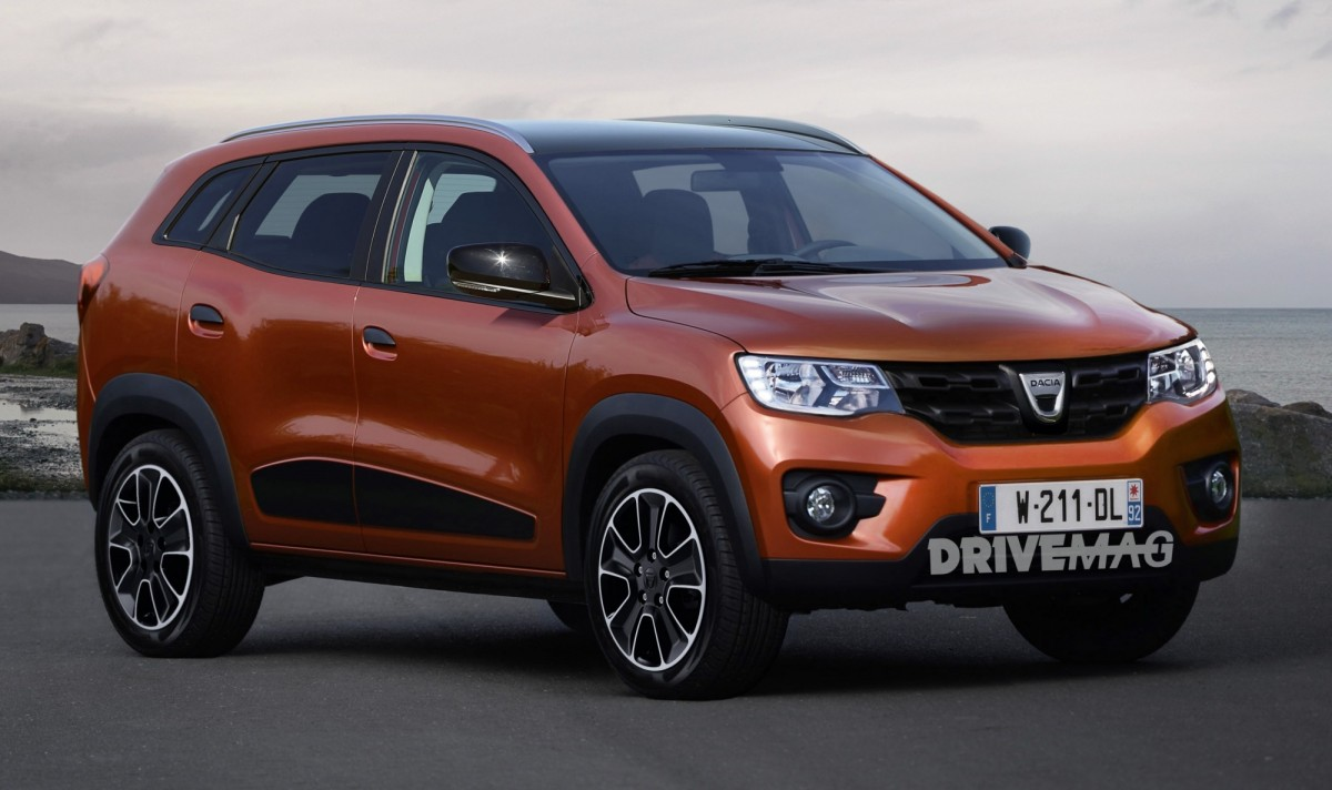 Could this be the new dacia duster 2018 for Interieur nouveau duster