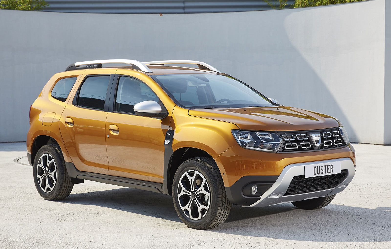 this is the new dacia duster 2018