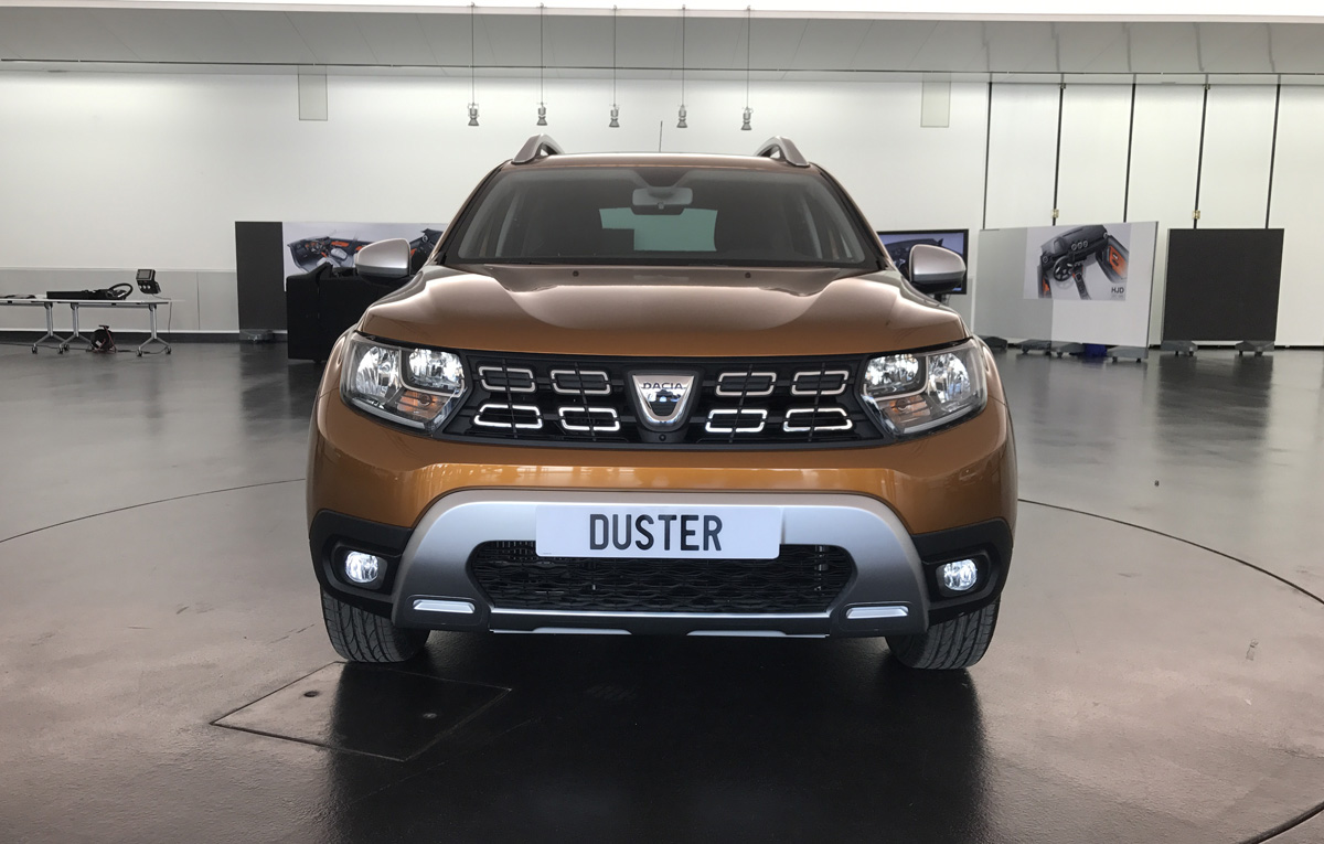 Duster 2018 second generation