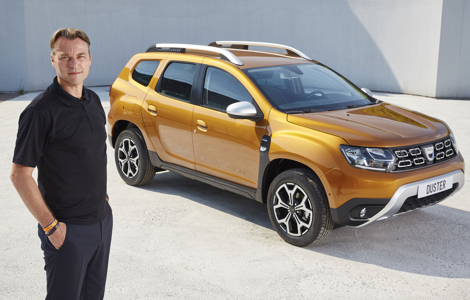 Duster second generation
