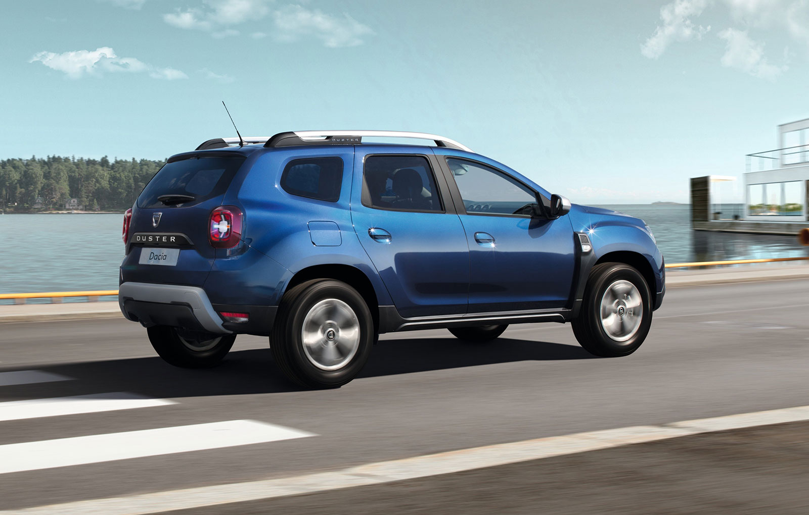 Dacia launched the new duster 2018 for Interieur nouveau duster 2018