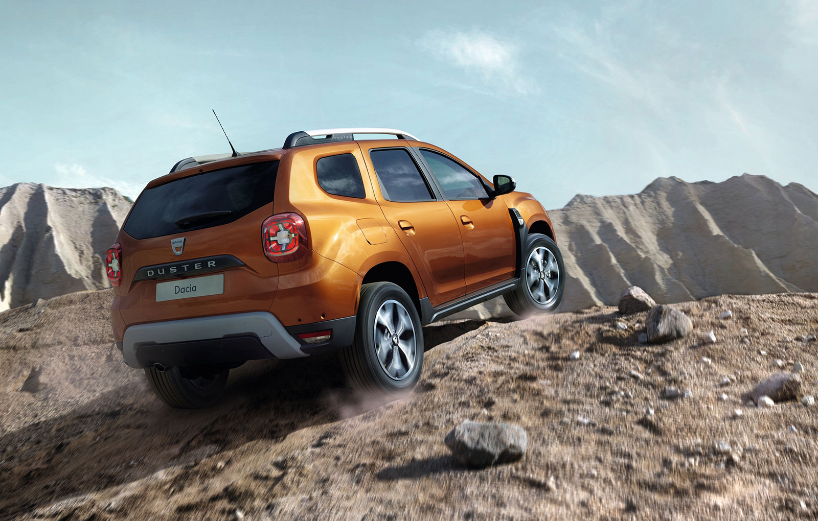 Duster SUV 2018